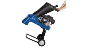 Gartenhäcksler mit Benzinmotor von Lux