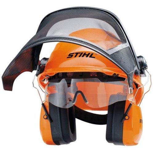 Helmset mit Schutzbrille & Gehörschutz