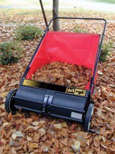 Kehrmaschine - Rasenpflege